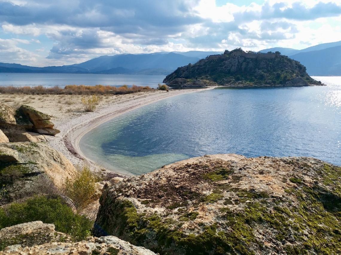 Bafa Gölü İkiz Adalar