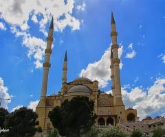 Abdulhamid Han Camii / Kahramanmaraş