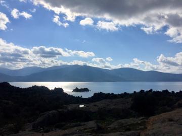 Bafa gölü - ocak 2019