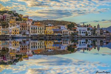 Symi Greece