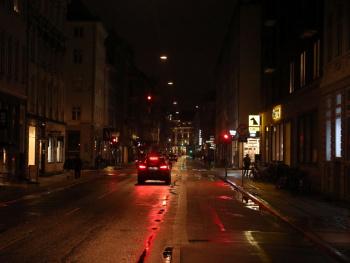 Copenhagen Streets By Night 2019 - 11