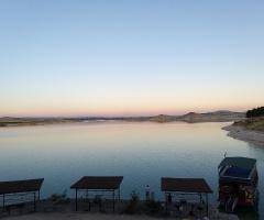 Urfa da gün batımı