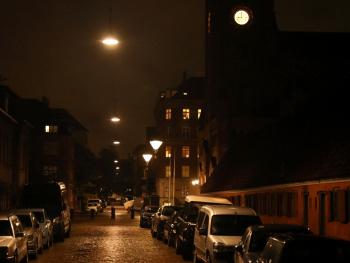 Copenhagen Streets By Night - 2019 - 14