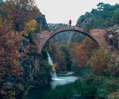 Clandras köprüsü Uşak