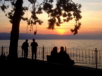 İznik Gölü & Günbatımı