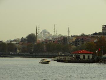 Süleymaniye'ye Bakış