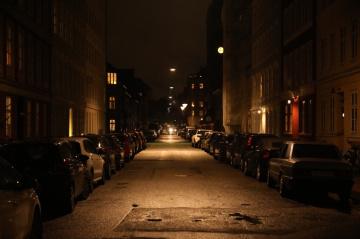 Copenhagen Streets By Night - 2019 - 15