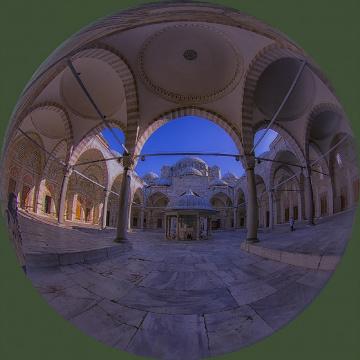 Şehzadebaşı Camii - İstanbul