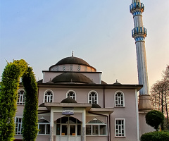 Kayalar Memduhiye Camii / Adapazarı