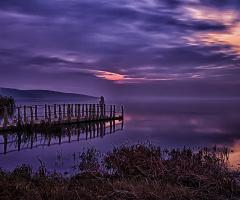 Göl Akşamı