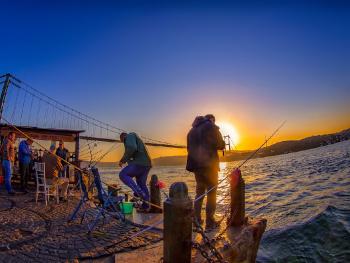 Ortaköy Balıkçıları