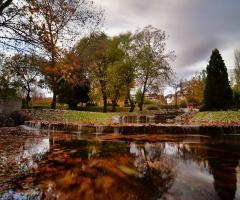 İncilipınar Parkında Sonbahar