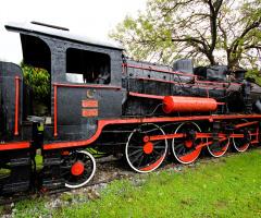 Çamlık tren müzesi