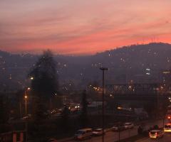 Bir akşamüstü Zonguldak