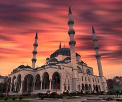 Ankara Melike hatun camii
