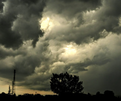 Bulutlu bir gün