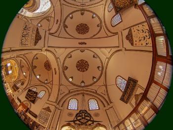 Bursa Ulu Cami'den