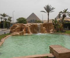 Egypt   - Giza  -  Near the pyramids