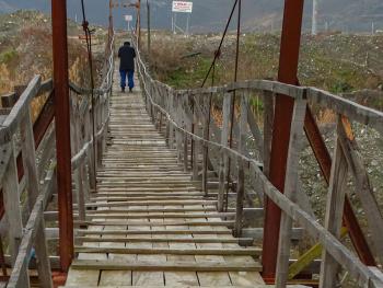 Asma Köprü (Hasret Köprüsü)