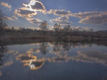 Orhaniye Göleti
