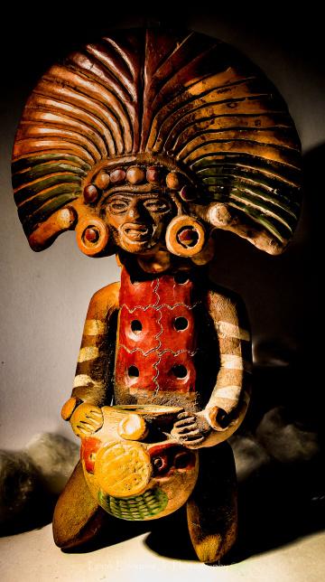 Mayan Flute