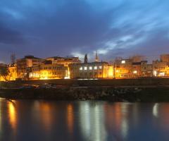 Mustafakemalpaşa'da  Gece