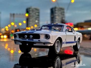 Miniciks Hayatlar  1967 Ford Mustang Shelby GT500