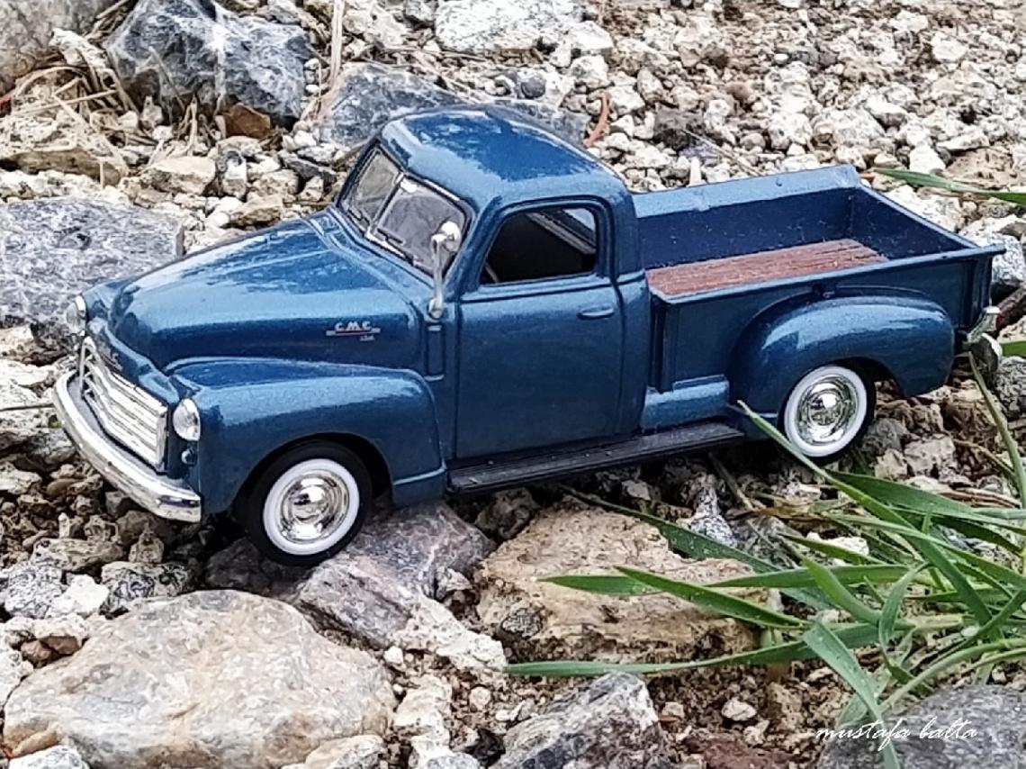 Miniciks hayatlar  1953 GMC