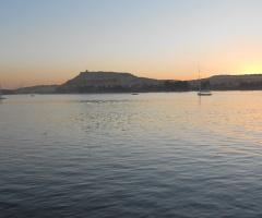 Egypt  - Aswan  - Nile River