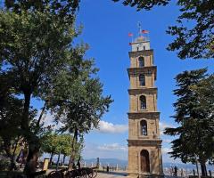 Bursa Saat Kulesi