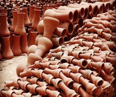 Traditional Art,  Algerian Sahara
