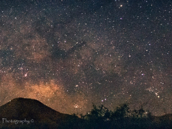 Early Summer Arizona MilkyWay