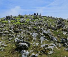 Karst terrain