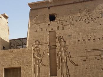 Egypt  - Aswan  - Phiala temple