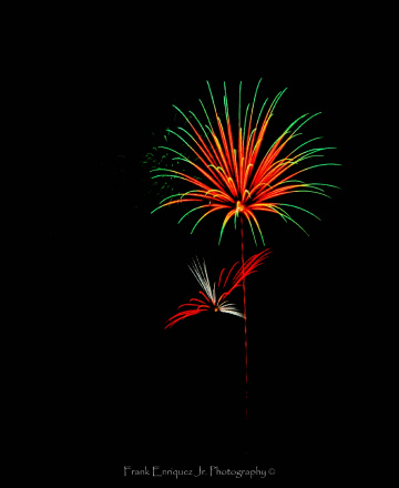 My 'Humming Bird' 4th of July Firework