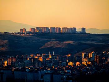 Ankara Atakule'den