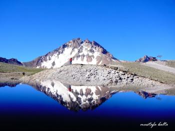 Miniciks Hayatlar  Erciyes Ayneli Göl