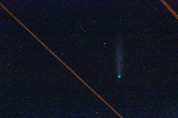Comet Neowise 2020 From Tucson AZ USA