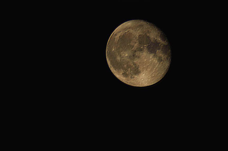 Ay'ın 5 Ağustos Hali