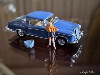 Miniciks Hayatlar  Mercedes SL