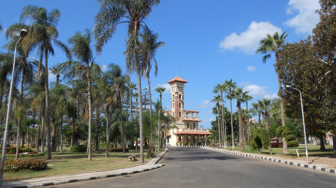 Egypt  - Alexandria - Almontazah Palace