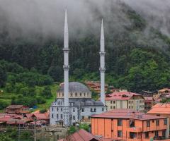 Trabzon Uzungöl Cami