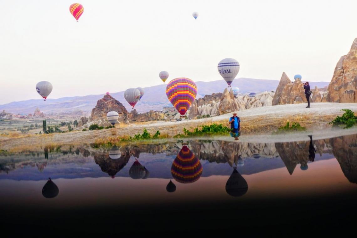 Miniciks Hayatlar  Kapadokya