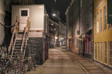 Copenhagen by Night - October 2020 -2.