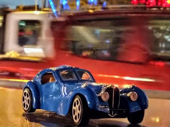 Miniciks Hayatlar 1936 Bugatti