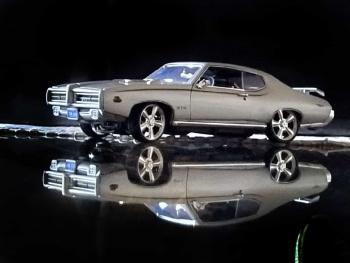 Miniciks Hayatlar  1969 Pontiac GTO