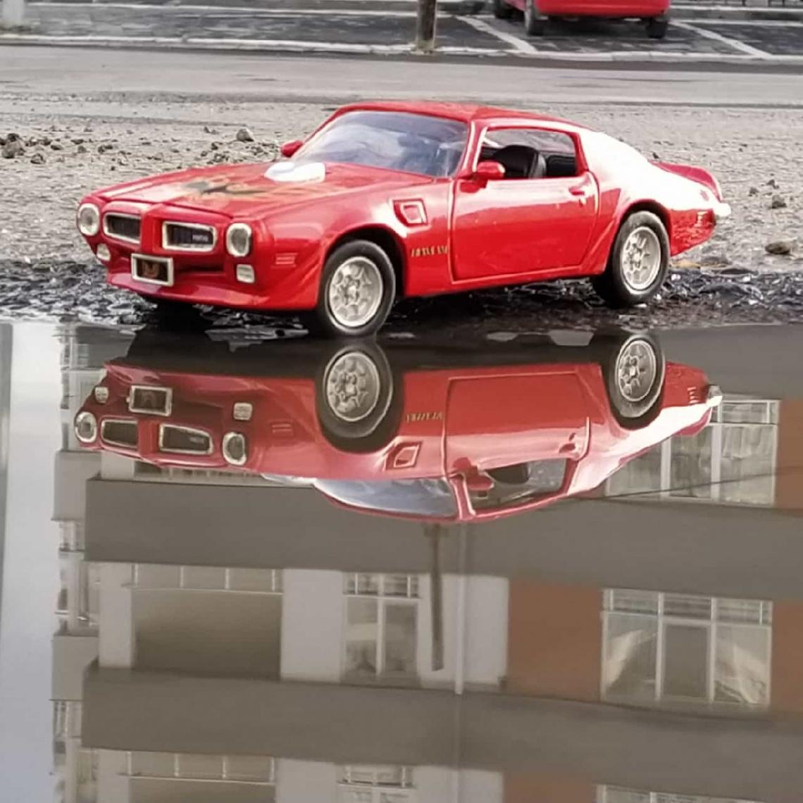 Miniciks Hayatlar  1976 Pontiac Transam