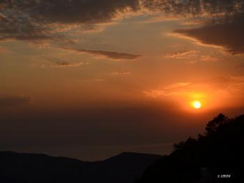 Sunset from Lordlar