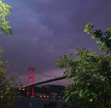 Boğaziçi Köprüsü İstanbul