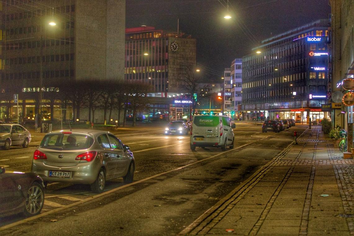 Gammel Kongevej - Copenhagen - Denmark